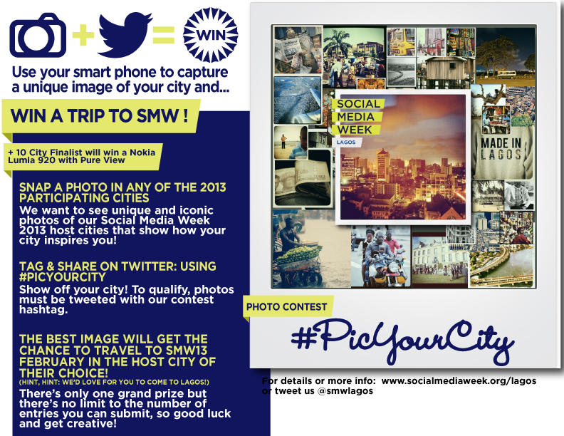 #PicYourCity: A Photo Contest!