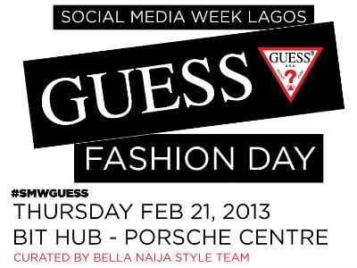 Get Stylish & Network at GUESS Fashion Day This Thursday