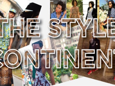 My Top 5 Favorite Fashion Blogs from the Worlds Chicest Afropolitans