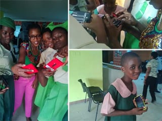 SMWLagos + Nokia Lumia 920's + Inquisitive Young Minds from the Ovie Brume Foundation = Brilliance