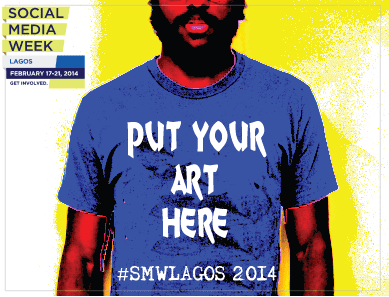 Ready, Set, Design! The SMW Lagos 2014 T-Shirt Design Challenge