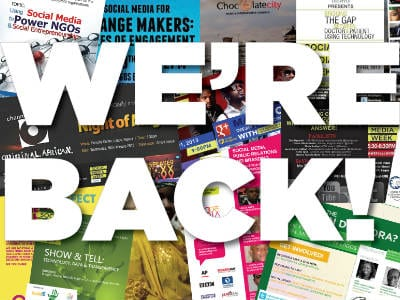 And…We're Back!