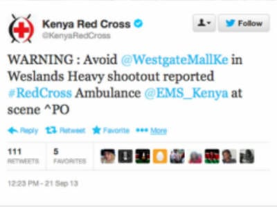 Lessons From Kenya Red Cross: How To Manage a Social Media Disaster