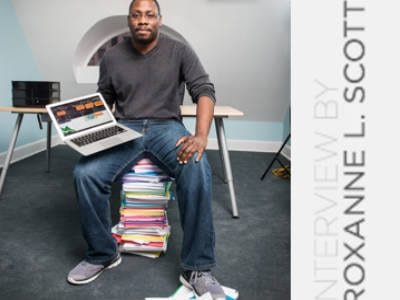 Tech, Africa & the Diaspora: 3 Questions with Jon Gosier