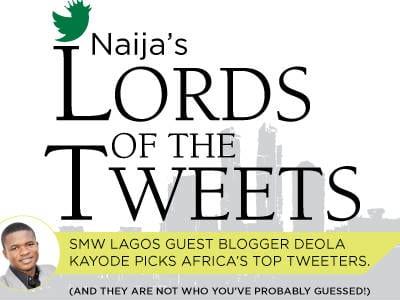 Deola's Pick: Naija's Lord of the Tweets