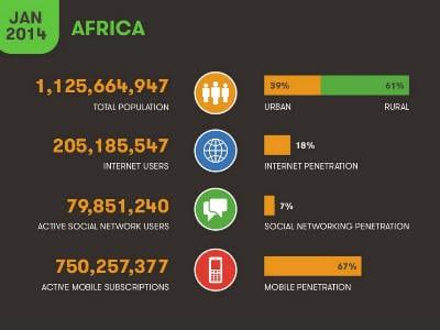 African Digital Statistics 2014