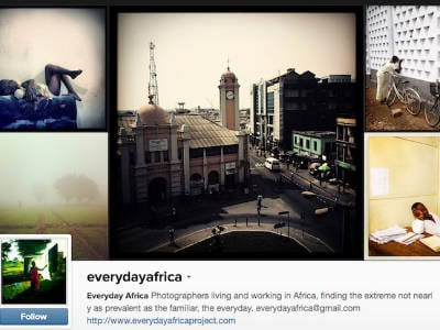 Everyday Africa: Changing the face of Africa one snap at a time