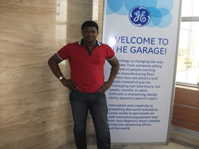 GE Garages Lagos: Of Technology, Prototyping & A Personal Tour