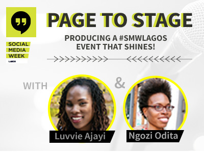 Want More Info on Event Submission? Join our G+ Hangout w/ Luvvie Ajayi
