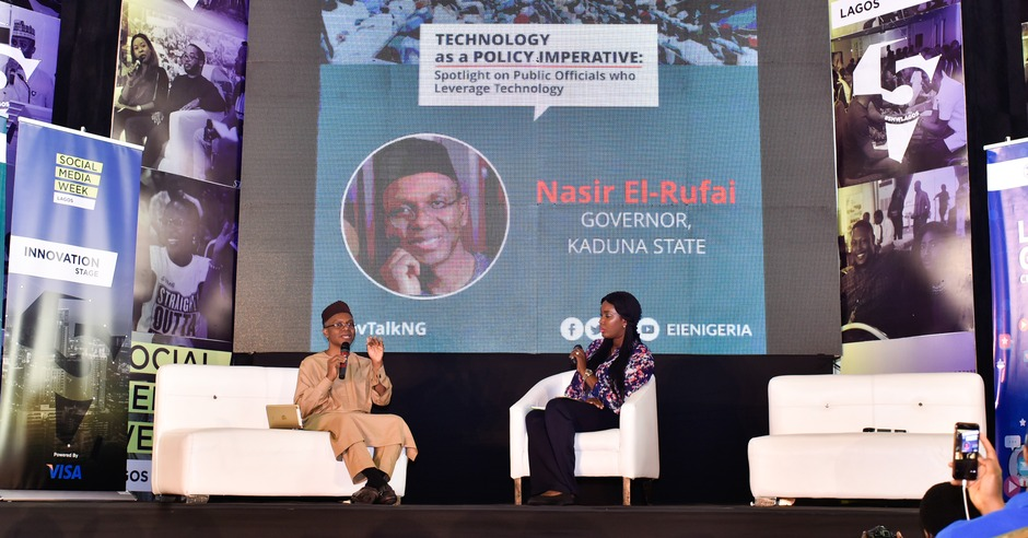 Technology As A Policy Imperative: Discussion With Governor Nasir El-Rufai