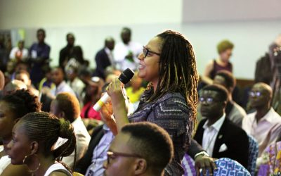 Session Recap: This Na Wetin Shele for BBC News Pidgin Minute Workshop