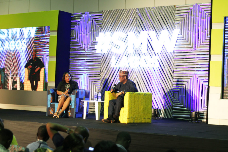 Broadcast Journalist John Momoh Kicks-Off #SMWLagos 2018